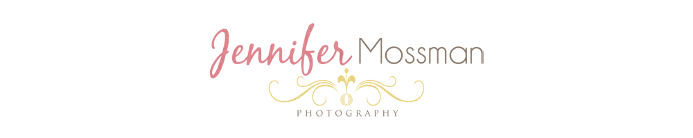 Jennifer Mossman Photography logo